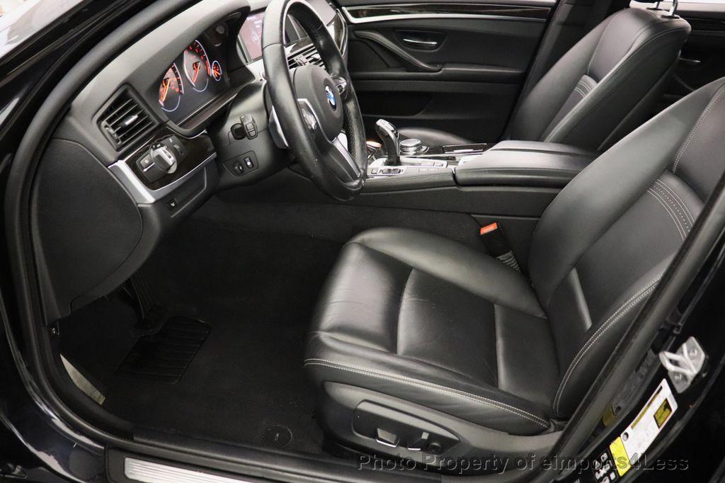 2016 BMW 5 Series CERTIFIED 535i xDrive M Sport AWD HUD LED CAM NAV - 18518155 - 36