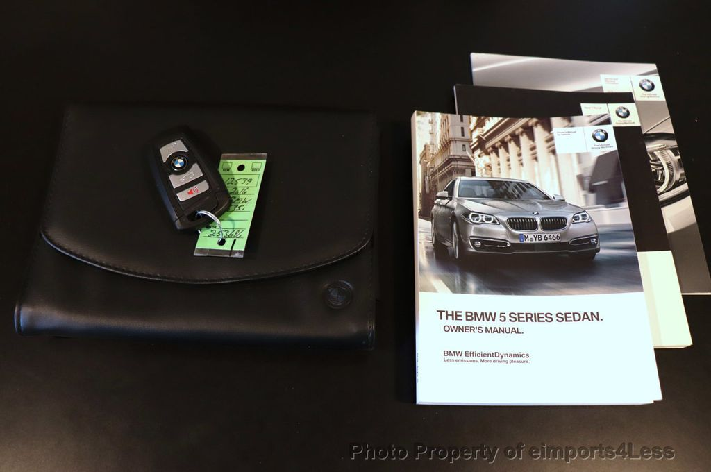 2016 BMW 5 Series CERTIFIED 535i xDrive M Sport AWD HUD LED CAM NAV - 18518155 - 43