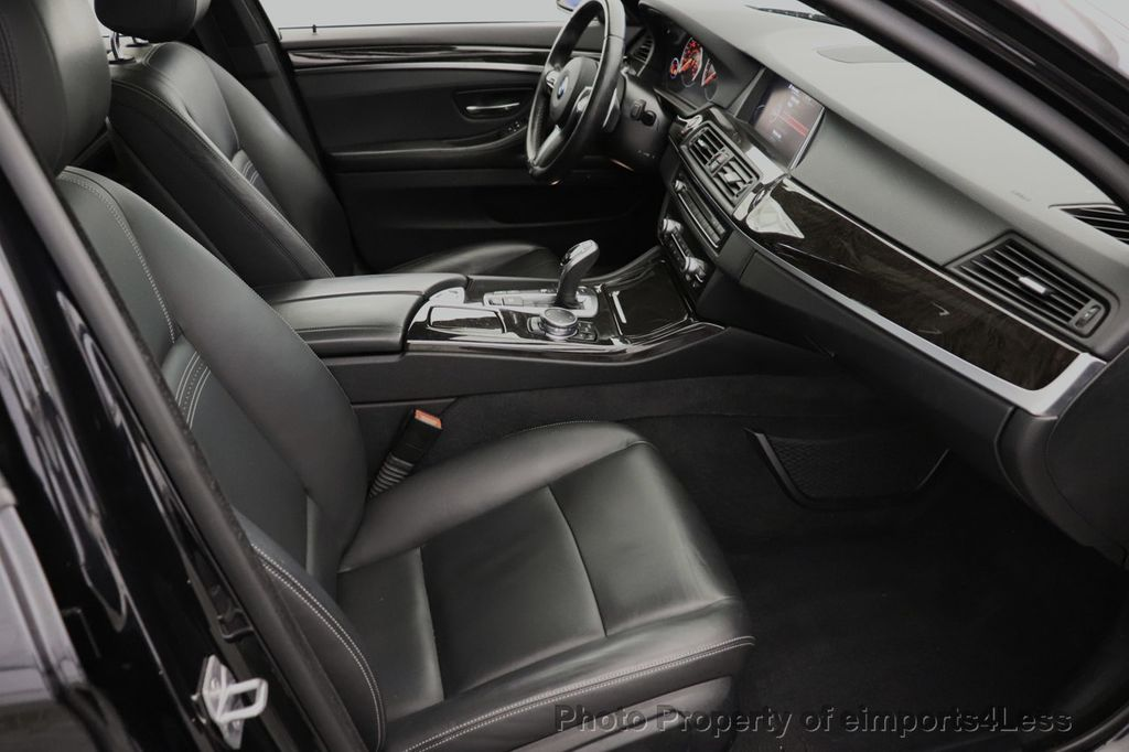 2016 BMW 5 Series CERTIFIED 535i xDrive M Sport AWD HUD LED CAM NAV - 18518155 - 45