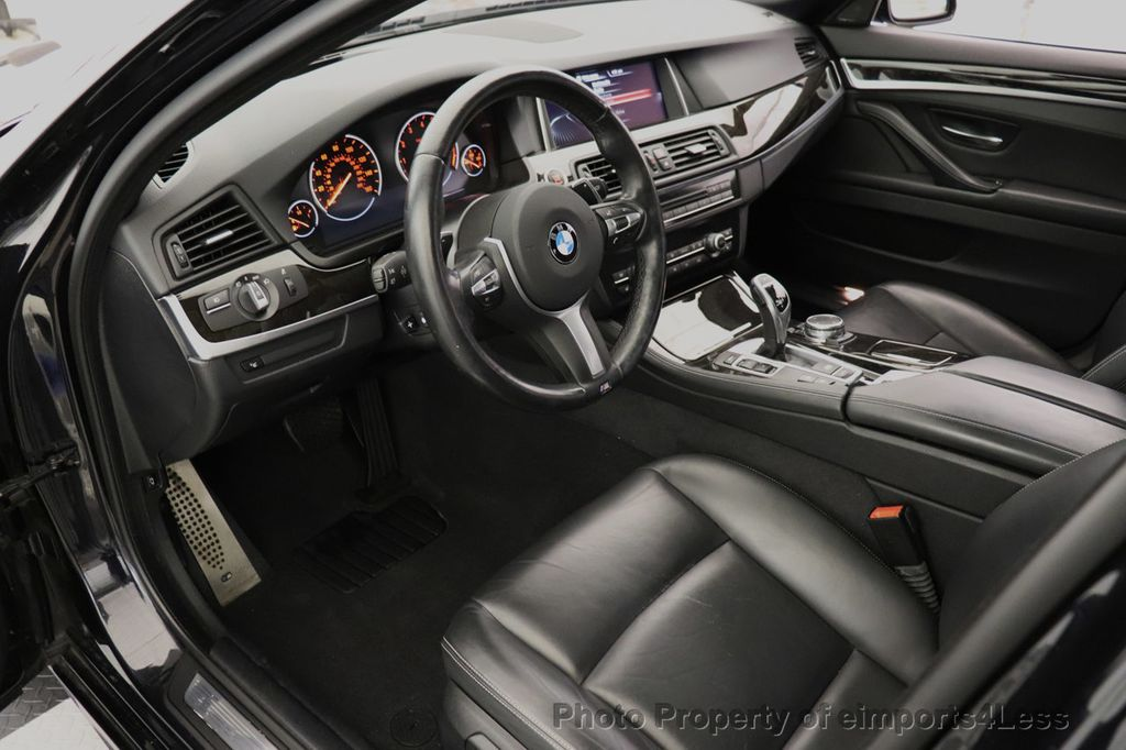 2016 BMW 5 Series CERTIFIED 535i xDrive M Sport AWD HUD LED CAM NAV - 18518155 - 5