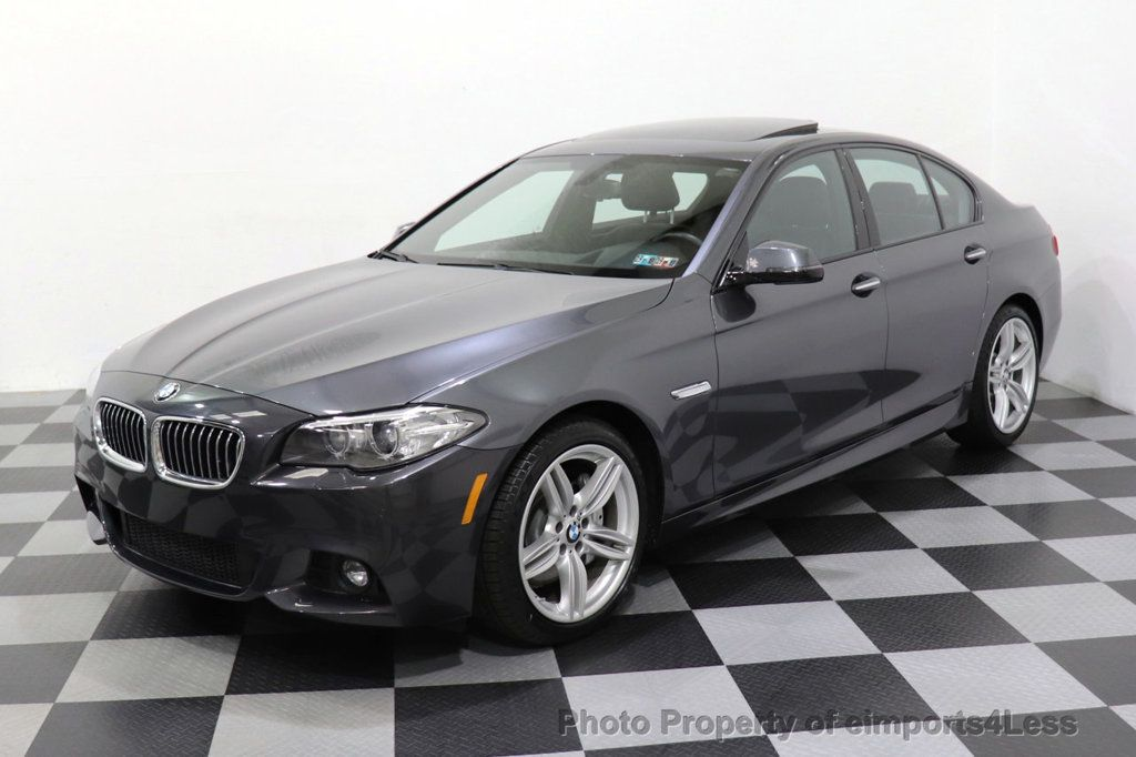 2016 BMW 5 Series CERTIFIED 535i xDRIVE M Sport Package AWD CAMERA NAVI - 18368574 - 9