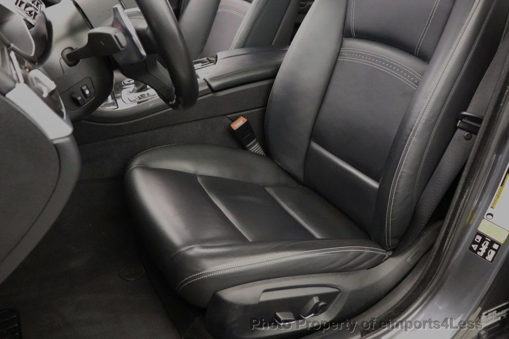 2016 BMW 5 Series CERTIFIED 535i xDRIVE M Sport Package AWD CAMERA NAVI - 18368574 - 20