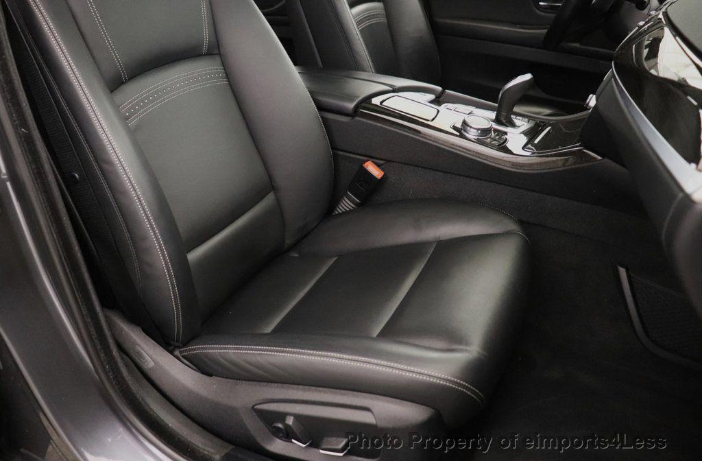 2016 BMW 5 Series CERTIFIED 535i xDRIVE M Sport Package AWD CAMERA NAVI - 18368574 - 21