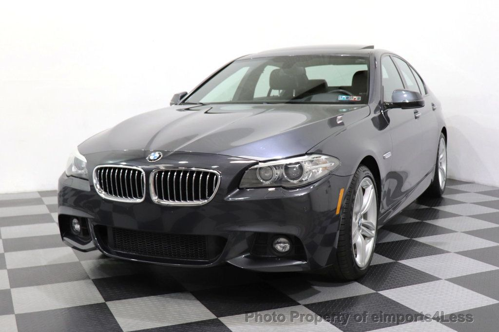 2016 BMW 5 Series CERTIFIED 535i xDRIVE M Sport Package AWD CAMERA NAVI - 18368574 - 20