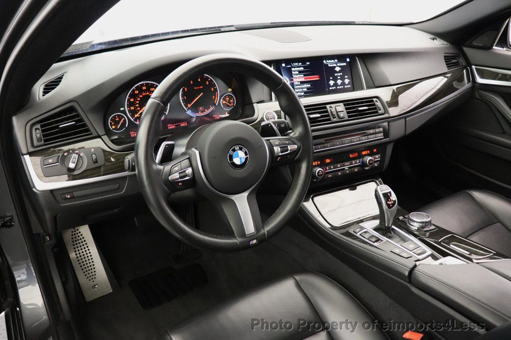 2016 BMW 5 Series CERTIFIED 535i xDRIVE M Sport Package AWD CAMERA NAVI - 18368574 - 24