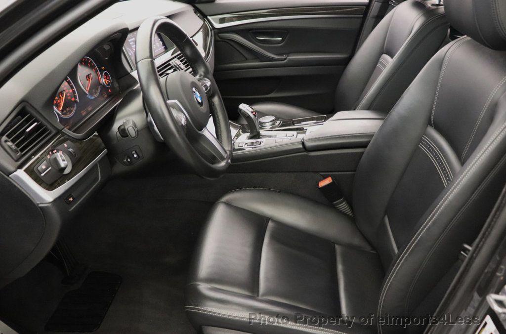 2016 BMW 5 Series CERTIFIED 535i xDRIVE M Sport Package AWD CAMERA NAVI - 18368574 - 32
