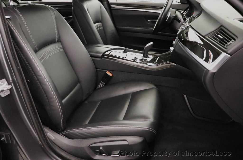 2016 BMW 5 Series CERTIFIED 535i xDRIVE M Sport Package AWD CAMERA NAVI - 18368574 - 33