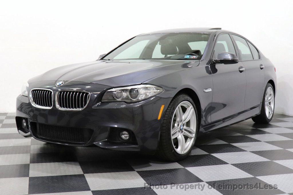 2016 BMW 5 Series CERTIFIED 535i xDRIVE M Sport Package AWD CAMERA NAVI - 18368574 - 32