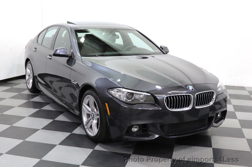 2016 BMW 5 Series CERTIFIED 535i xDRIVE M Sport Package AWD CAMERA NAVI - 18368574 - 33