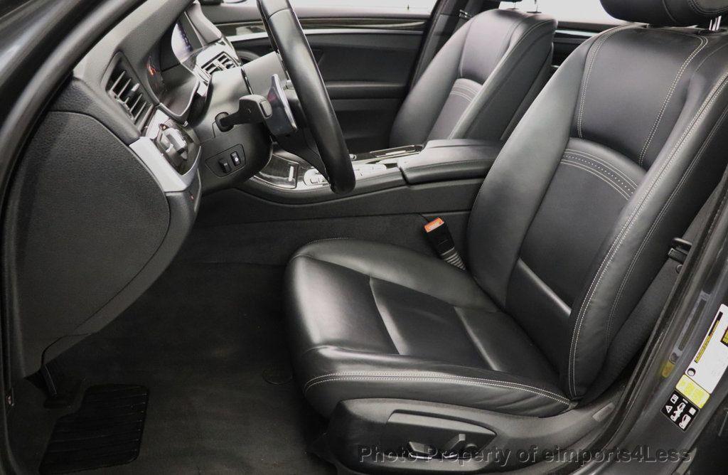 2016 BMW 5 Series CERTIFIED 535i xDRIVE M Sport Package AWD CAMERA NAVI - 18368574 - 39
