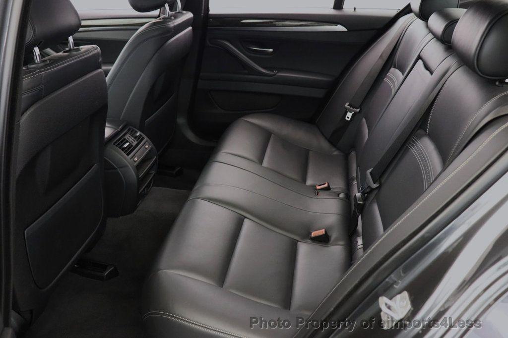 2016 BMW 5 Series CERTIFIED 535i xDRIVE M Sport Package AWD CAMERA NAVI - 18368574 - 41