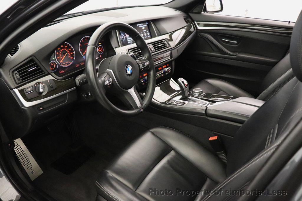 2016 BMW 5 Series CERTIFIED 535i xDRIVE M Sport Package AWD CAMERA NAVI - 18368574 - 5