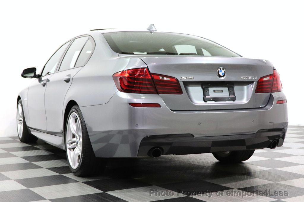 2016 BMW 5 Series CERTIFIED 535i xDrive M SPORT PREMIUM AWD HUD HK CAM NAV - 18448596 - 10