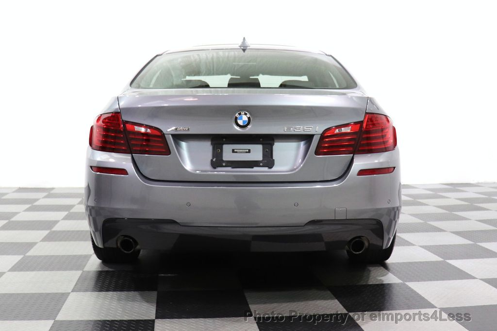 2016 BMW 5 Series CERTIFIED 535i xDrive M SPORT PREMIUM AWD HUD HK CAM NAV - 18448596 - 11