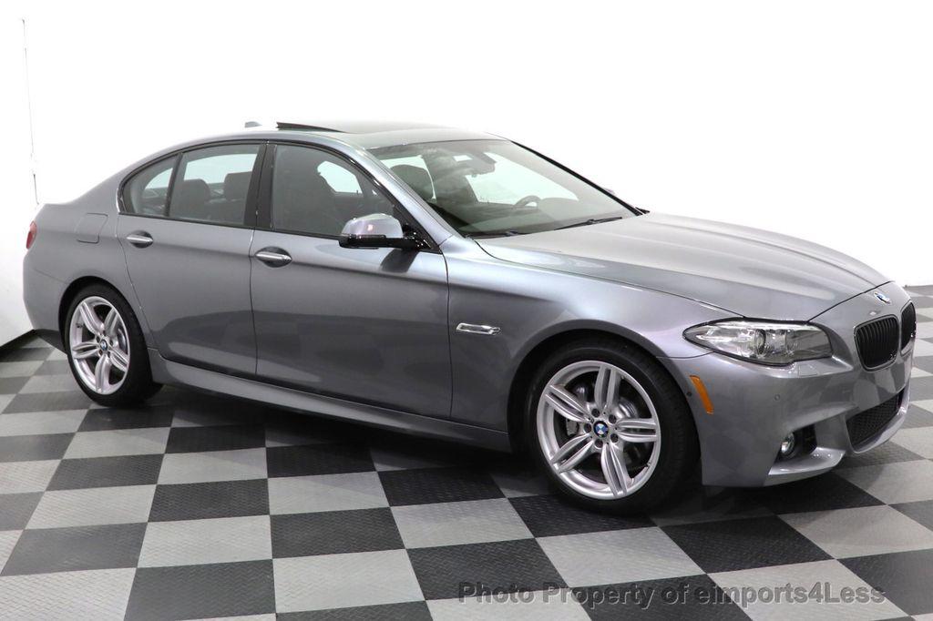 2016 BMW 5 Series CERTIFIED 535i xDrive M SPORT PREMIUM AWD HUD HK CAM NAV - 18448596 - 16