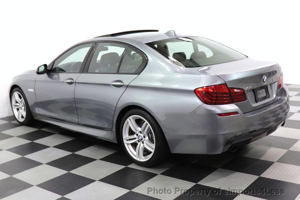 2016 BMW 5 Series CERTIFIED 535i xDrive M SPORT PREMIUM AWD HUD HK CAM NAV - 18448596 - 25