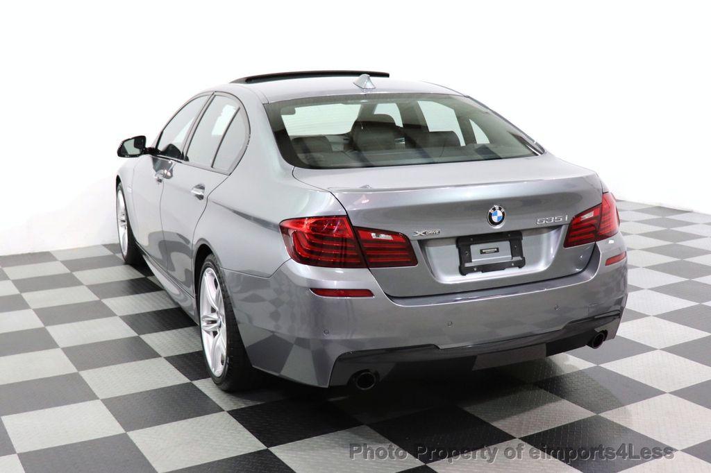 2016 BMW 5 Series CERTIFIED 535i xDrive M SPORT PREMIUM AWD HUD HK CAM NAV - 18448596 - 28