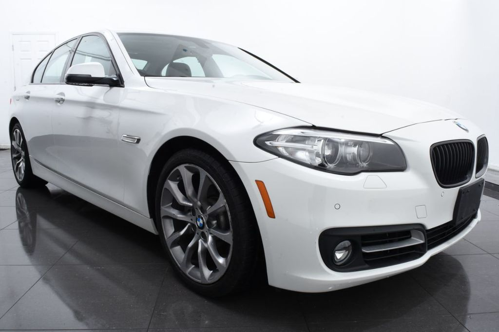 2016 BMW 5 Series LIMITED EDITION - 18403366 - 1