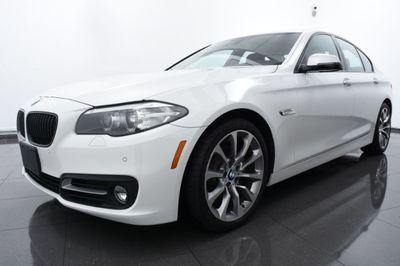2016 BMW 5 Series LIMITED EDITION Sedan