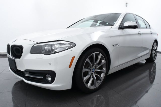 2016 BMW 5 Series LIMITED EDITION