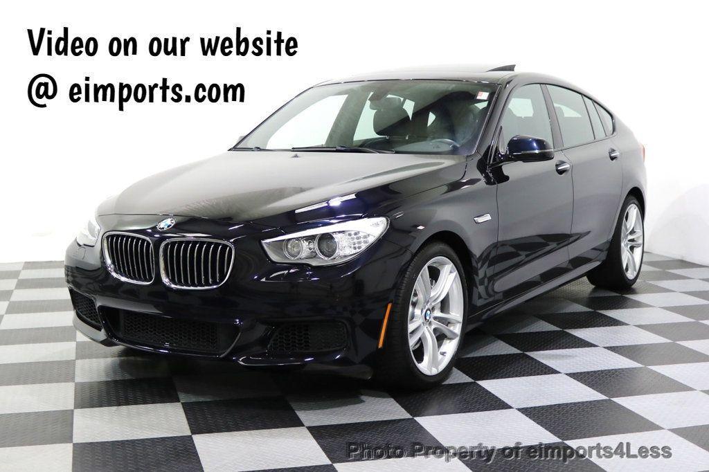 2016 BMW 5 Series Gran Turismo CERTIFIED 535i XDRIVE GT M Sport AWD DYNAMIC HANDLING PKG