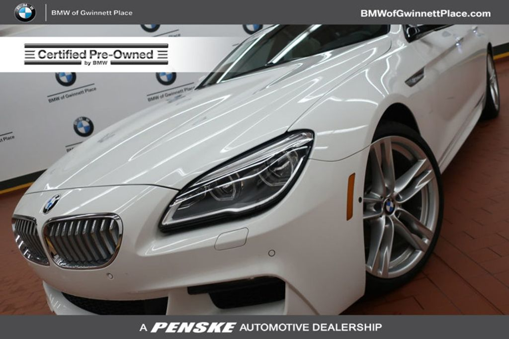 2016 BMW 6 Series 650i Gran Coupe - 17898259 - 0