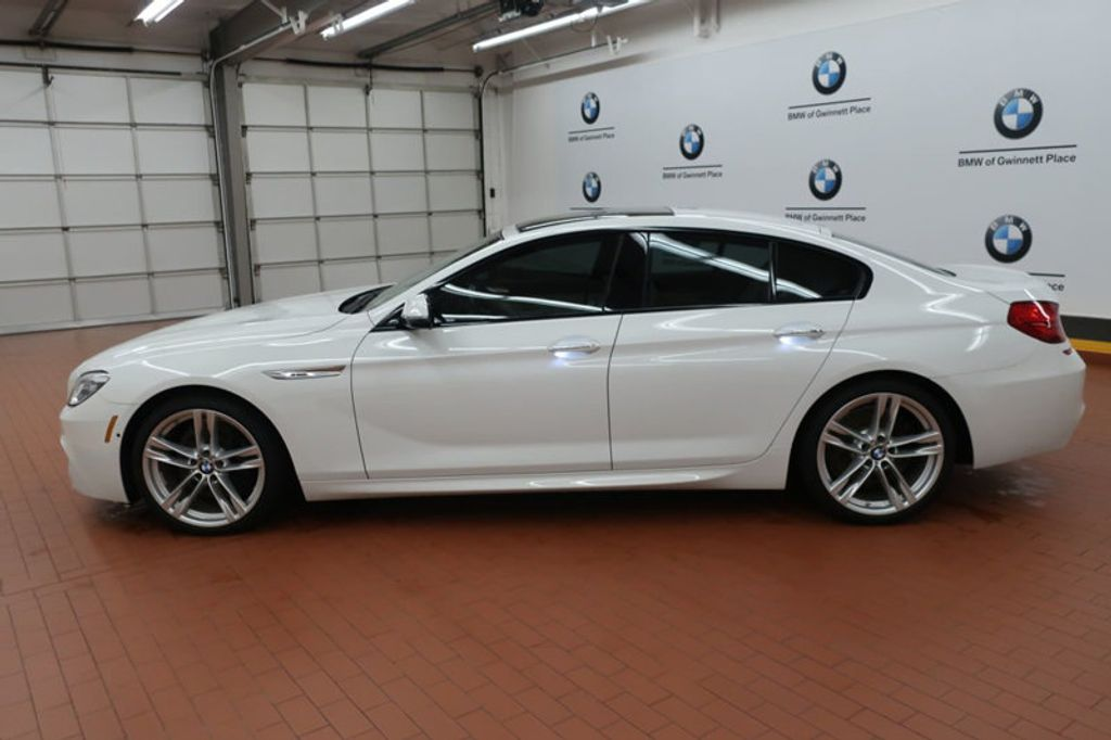 2016 BMW 6 Series 650i Gran Coupe - 17898259 - 1