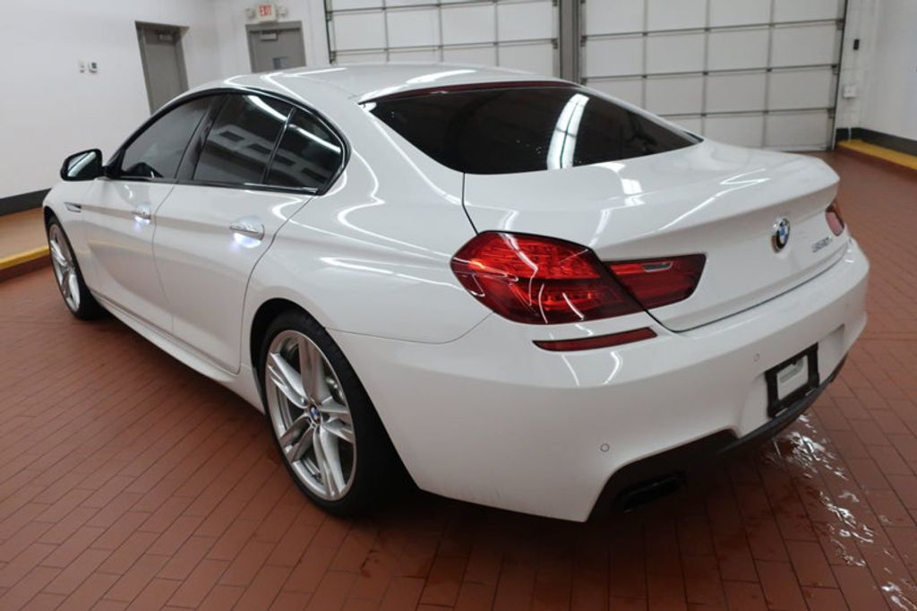 2016 BMW 6 Series 650i Gran Coupe - 17898259 - 2