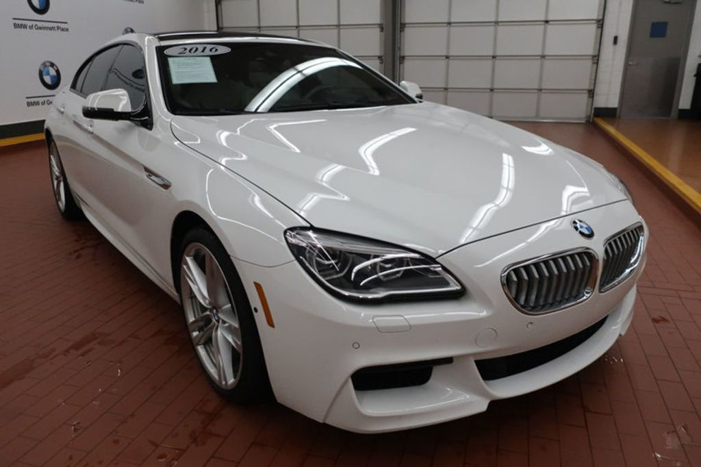 2016 BMW 6 Series 650i Gran Coupe - 17898259 - 7