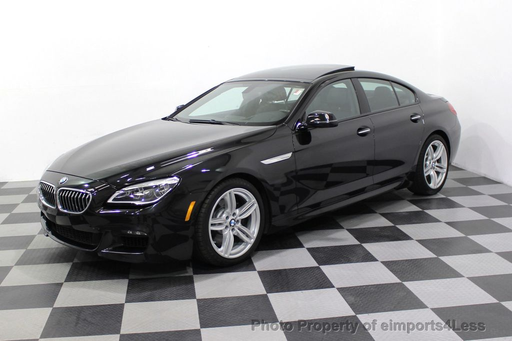 2016 BMW 6 Series CERTIFIED 640i xDrive M Sport Edition AWD GC HUD NAV CAM - 18699644 - 14