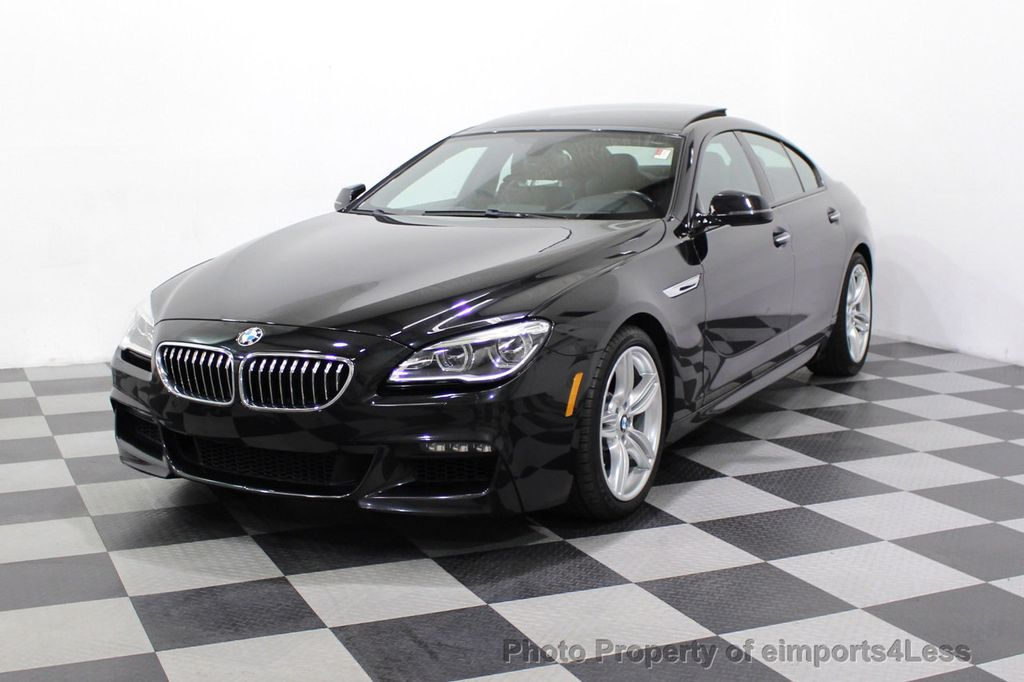 2016 BMW 6 Series CERTIFIED 640i xDrive M Sport Edition AWD GC HUD NAV CAM - 18699644 - 29