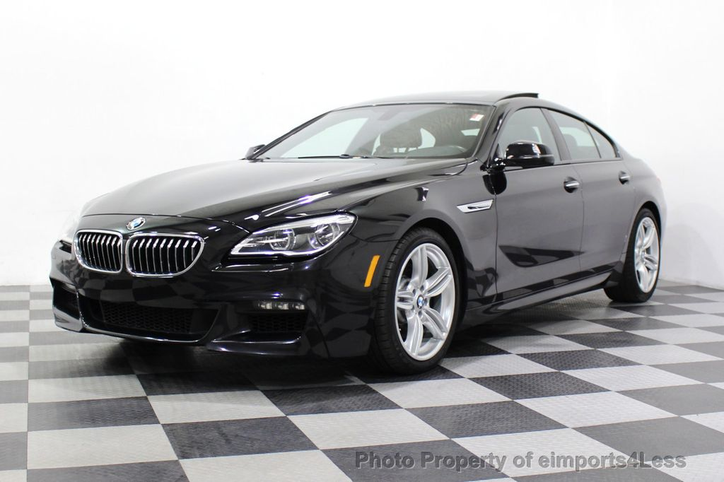 2016 BMW 6 Series CERTIFIED 640i xDrive M Sport Edition AWD GC HUD NAV CAM - 18699644 - 44