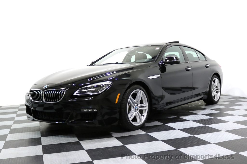 2016 BMW 6 Series CERTIFIED 640i xDRIVE M Sport Gran Coupe DRIVER ASSIST PLUS - 17425269 - 14