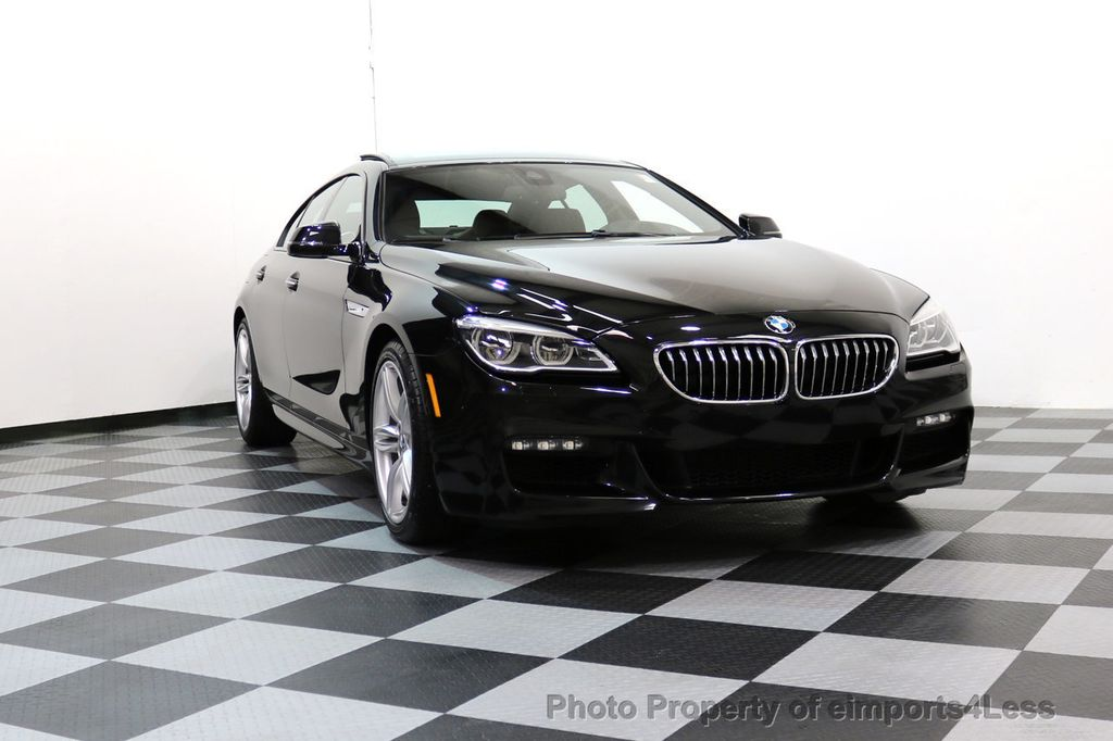 2016 BMW 6 Series CERTIFIED 640i xDRIVE M Sport Gran Coupe DRIVER ASSIST PLUS - 17425269 - 15