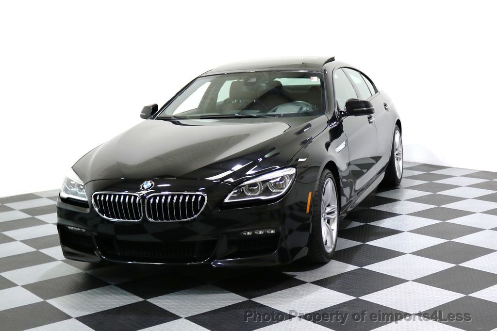 2016 BMW 6 Series CERTIFIED 640i xDRIVE M Sport Gran Coupe DRIVER ASSIST PLUS - 17425269 - 30