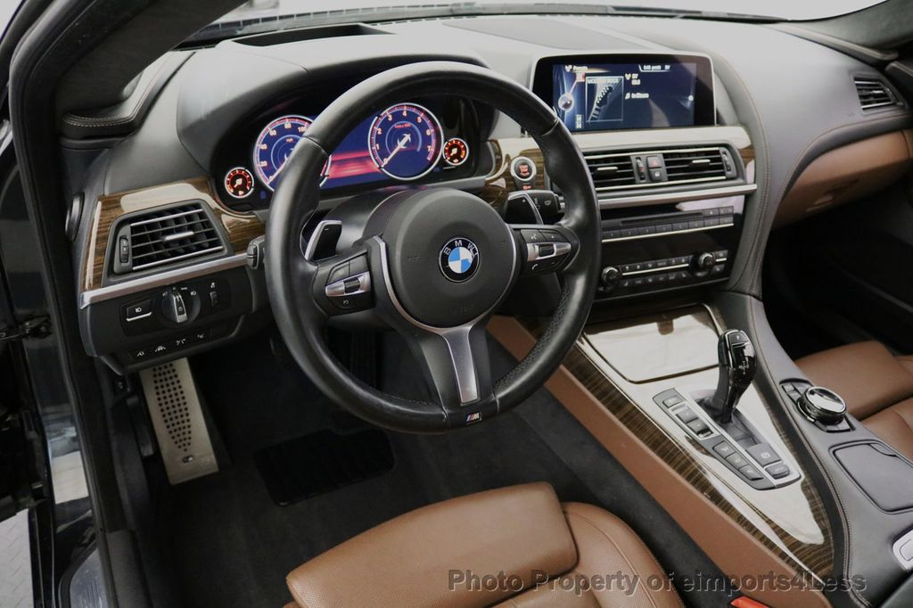 2016 BMW 6 Series CERTIFIED 640i xDRIVE M Sport Gran Coupe DRIVER ASSIST PLUS - 17425269 - 35