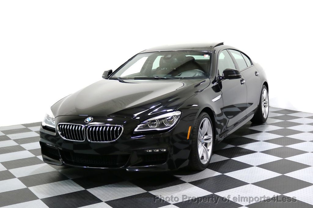 2016 BMW 6 Series CERTIFIED 640i xDRIVE M Sport Gran Coupe DRIVER ASSIST PLUS - 17425269 - 52