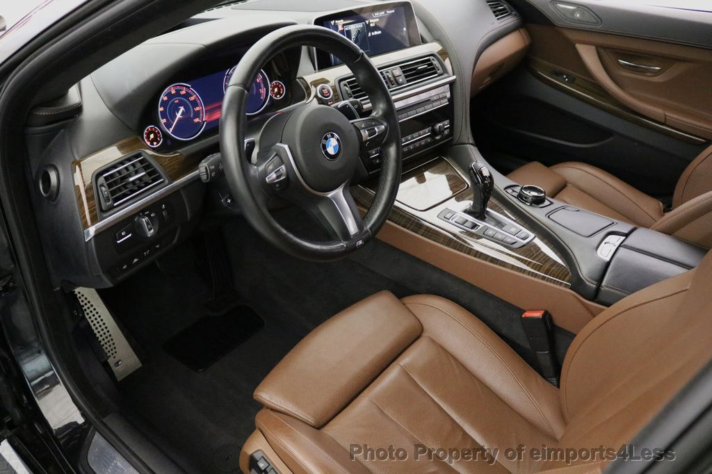 2016 BMW 6 Series CERTIFIED 640i xDRIVE M Sport Gran Coupe DRIVER ASSIST PLUS - 17425269 - 7