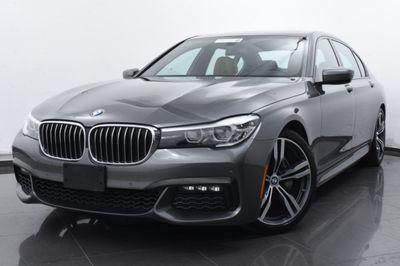 2016 BMW 7 Series 740i Sedan