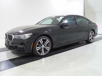 2016 BMW 7 Series - WBA7E2C54GG504133