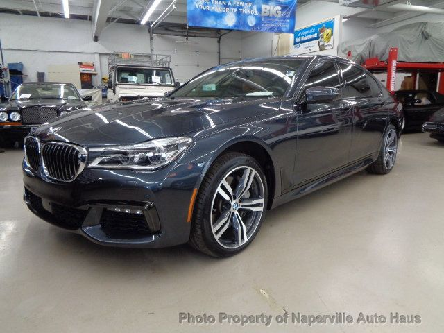 2016 BMW 7 Series 750i xDrive - 18697384 - 78
