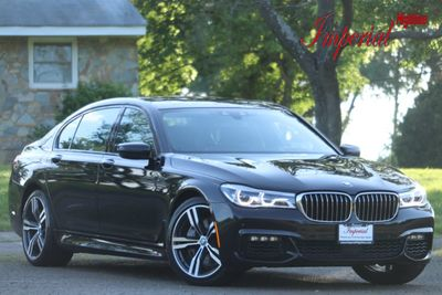 2016 BMW 7 Series 750i xDrive Sedan