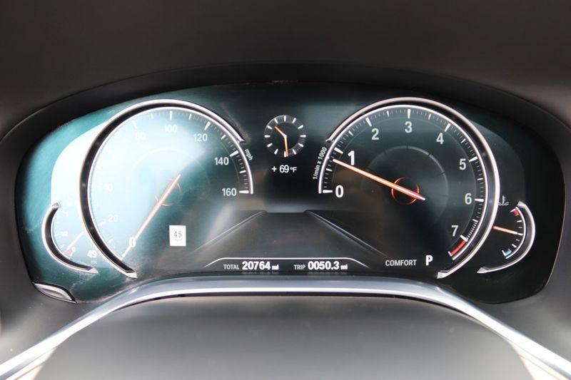 2016 BMW 7 Series 750i xDrive w/ Rear Executive Lounge Seating Pkg - 18227603 - 19