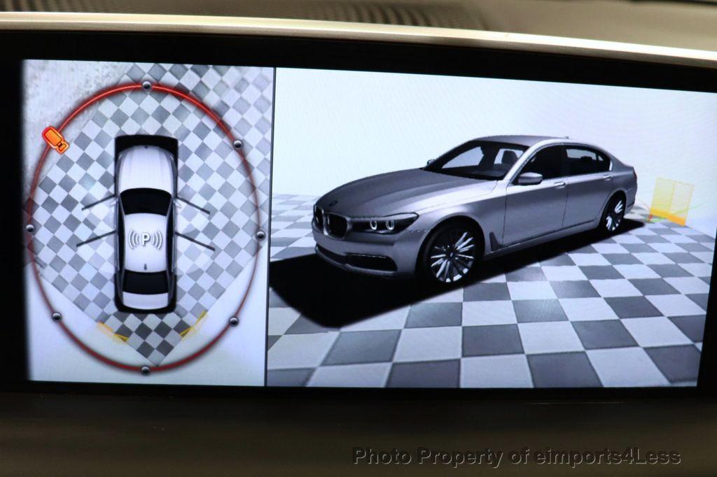 2016 BMW 7 Series CERTIFIED 750i xDrive M Sport AWD NAV CAM PANO BLIS HUD - 18587058 - 11
