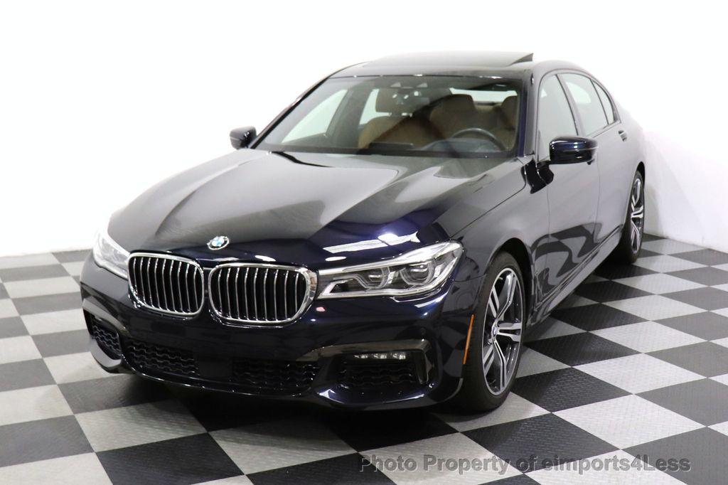 2016 BMW 7 Series CERTIFIED 750i xDrive M Sport AWD NAV CAM PANO BLIS HUD - 18587058 - 15