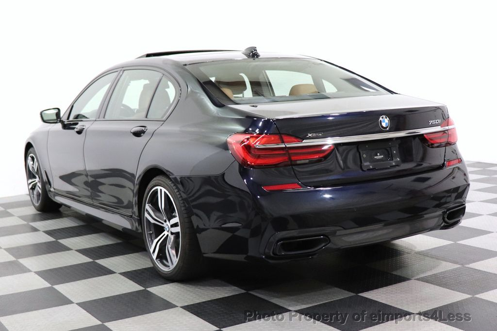 2016 BMW 7 Series CERTIFIED 750i xDrive M Sport AWD NAV CAM PANO BLIS HUD - 18587058 - 2