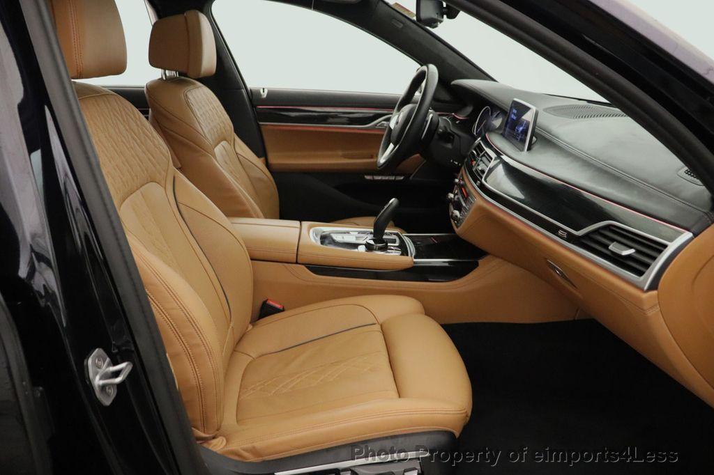 2016 BMW 7 Series CERTIFIED 750i xDrive M Sport AWD NAV CAM PANO BLIS HUD - 18587058 - 6