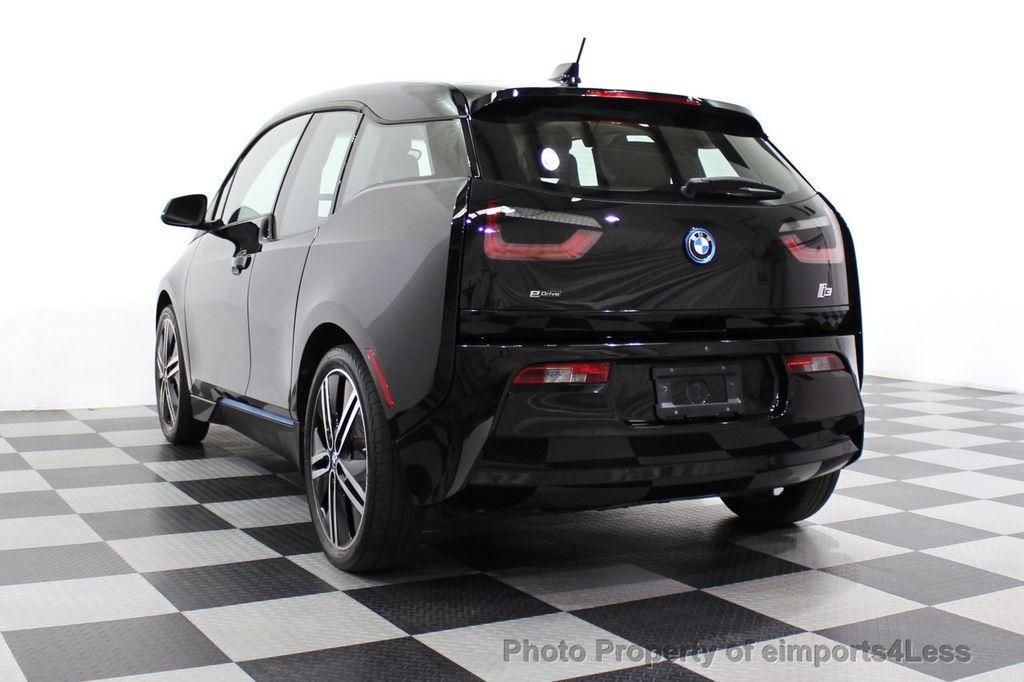 2016 BMW i3 CERTIFIED i3 REXT TERA Nav Cam Adaptive cruise - 18240934 - 16