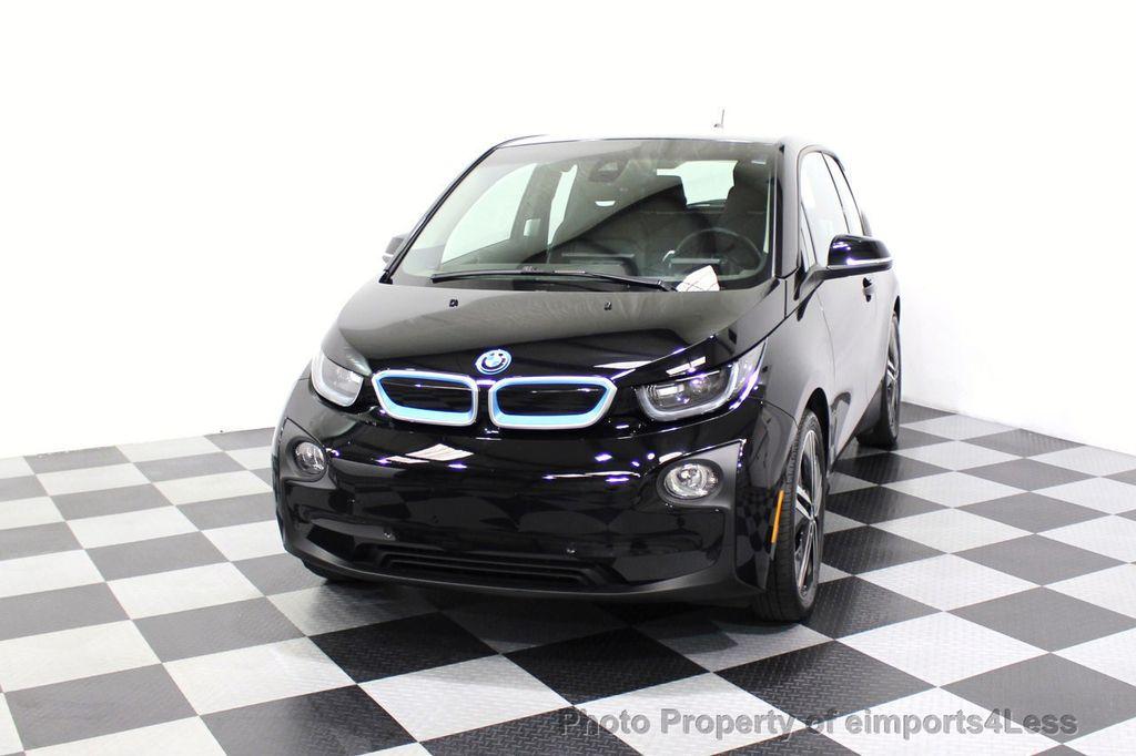 2016 BMW i3 CERTIFIED i3 REXT TERA Nav Cam Adaptive cruise - 18240934 - 27