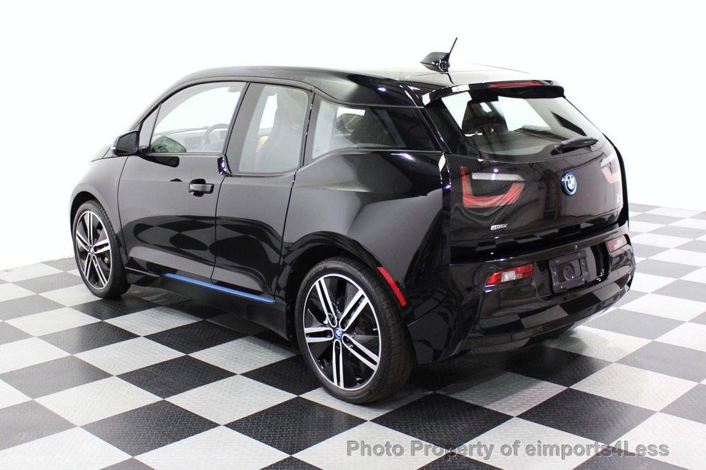 2016 BMW i3 CERTIFIED i3 REXT TERA Nav Cam Adaptive cruise - 18240934 - 29
